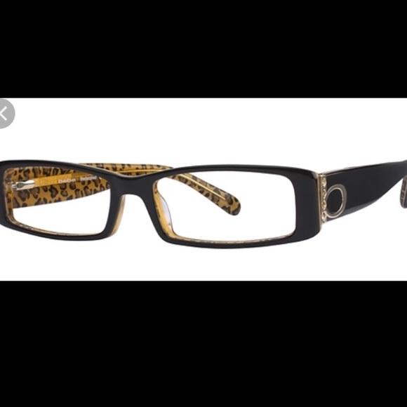 Bebe Tigress Bedazzled Eyeglasses Frames | Poshmark